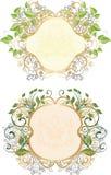Frames do vintage Imagens de Stock Royalty Free