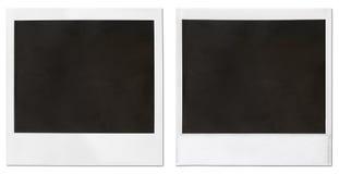 Frames em branco da foto Fotos de Stock