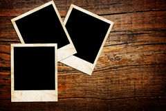 Frames em branco da foto Imagens de Stock Royalty Free