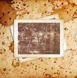 Frames em branco da foto Imagem de Stock Royalty Free