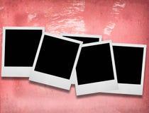 Frames em branco da foto Imagem de Stock