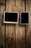 Frames envelhecidos da foto Fotos de Stock Royalty Free