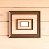 Frames in frame Stock Photography