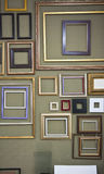 Frames On Board Stock Image