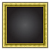Frames On The Wall. Royalty Free Stock Images