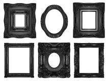 Frames ornamentado bonitos Fotos de Stock Royalty Free