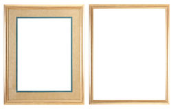 Frames for painting and picture Royalty Free Stock Photography