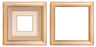 Frames for painting and picture Stock Image