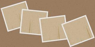 Frames pequenos do vintage Imagens de Stock
