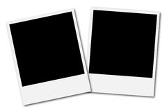 Frames for photo collage Royalty Free Stock Photography