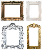 Frames for portraits Stock Image