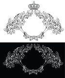 Frames reais de uma cor ilustração royalty free