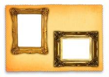 Frames and retro background Stock Photos