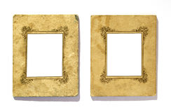 Frames retros Foto de Stock Royalty Free