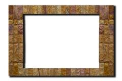 Frames Stone Walls Stock Photo