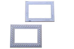 Frames of various sizes and types Royalty Free Stock Photos