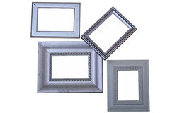 Frames of various sizes and types Royalty Free Stock Photography