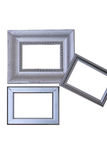 Frames of various sizes and types Stock Image