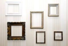 Frames vazios Imagens de Stock