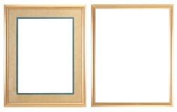 Kaders voor het schilderen en beeld Royalty-vrije Stock Fotografie