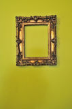 Frames on the wall Stock Photography