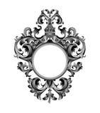 Framework. Crest Illustration on white background Royalty Free Stock Photography