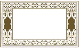 Framework in antique style Royalty Free Stock Photo