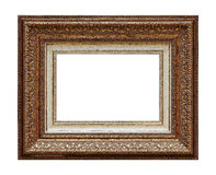 Framework in antique style. Vintage picture frame Stock Photos