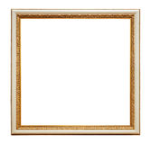 Framework in antique style. Vintage picture frame Stock Photography