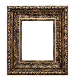 Framework in antique style. Vintage picture frame Royalty Free Stock Photo