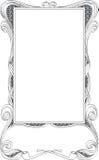 Framework art-nouveau Royalty Free Stock Images