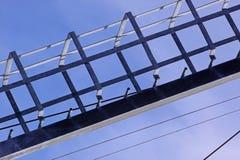 Framework of crane Royalty Free Stock Photography