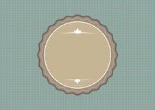 Framework for greeting or invitation. 2d design of a framework for greeting or invitation Royalty Free Stock Images