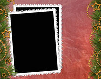Framework for invitation or congratulation. Royalty Free Stock Photography
