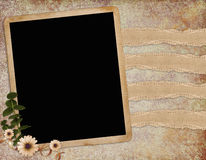 Framework for invitation or congratulation. Royalty Free Stock Images