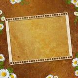 Framework for invitation or congratulation. Stock Photos