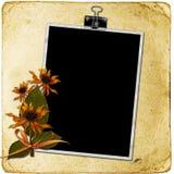 Framework for invitations . Royalty Free Stock Photo