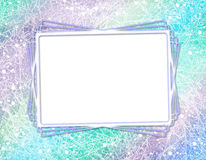 Framework for invitations Royalty Free Stock Image