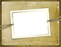 Framework for invitations. Abstract background. Stock Photography