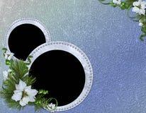 Framework for photo or congratulation Royalty Free Stock Photos