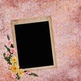 Framework for photo or congratulation Stock Photo