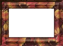 Framework for photos Royalty Free Stock Photos