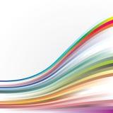 Framework a rainbow Stock Photos