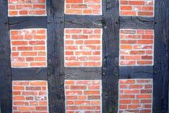 Framework wall Royalty Free Stock Image