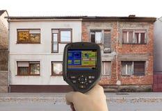 framförd energibild för effektivitet 3d royaltyfri foto