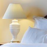 framförd inre blixt för omgivande sovrum 3d Royaltyfria Foton