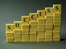 framgång Arkivbild