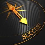 Framgång. Affärsbakgrund. Arkivbild