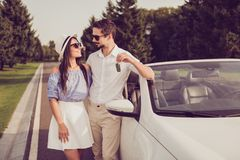 Framgång lycka, försäljning, befordran, överraskning, köpare, äganderätt, Royaltyfria Foton