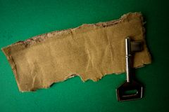 FRAMGÅNG som ÄR BEGREPPSMÄSSIG med det lantliga bruna brädet och tangent royaltyfria foton
